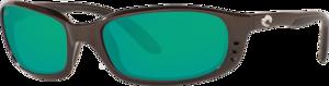 Gunmetal - Green Mirror