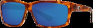 Honey Tortoise - Blue Mirror