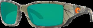 Realtree Xtra Camo Orange Logo - Green Mirror