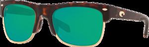 Retro Tortoise - Green Mirror