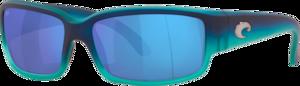 Matte Caribbean Fade - Blue Mirror