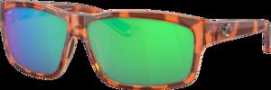 Honey Tortoise - Green Mirror