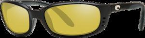 Matte Black - Sunrise Silver Mirror