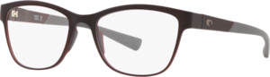 Matte Translucent Dark Red - Demo Lens