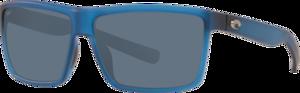 Matte Atlantic Blue - Gris