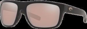 Matte Black - Copper Silver Mirror