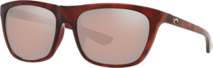 Rose Tortoise - Copper Silver Mirror