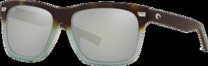 Matte Tide Pool - Grey Silver Mirror
