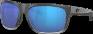 Ocearch Matte Fog Gray - Blue Mirror
