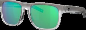 Ocearch Matte Fog Gray - Espejeado Verde