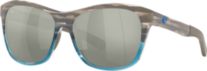Ocearch Shiny Coastal Fade - Grey Silver Mirror