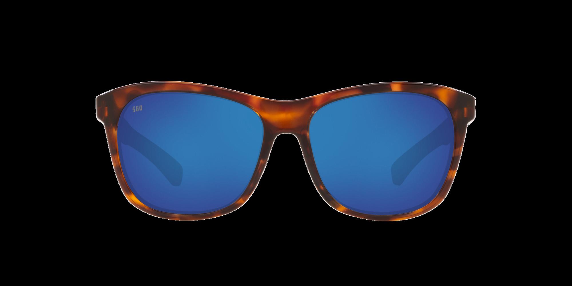 Papaviva Bleu Glace Miroir Verres Polarisés De Rechange Pour-Costa del Mar Saumure