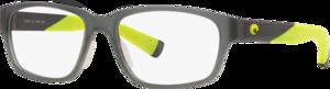 Matte Translucent Gray - Demo Lens