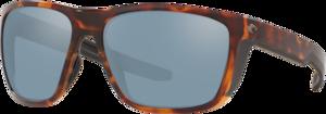 Matte Tortoise - Grey Silver Mirror