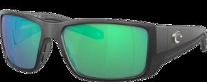 Negro mate - Espejeado Verde
