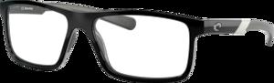 Black / Gray / Gray Crystal - Demo Lens